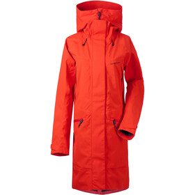 DIDRIKSONS Ilma 3 Parka Women, poppy red